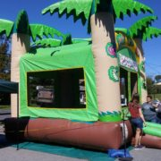 Fall Fest & Craft Fair Fundraiser Bounce House 2017