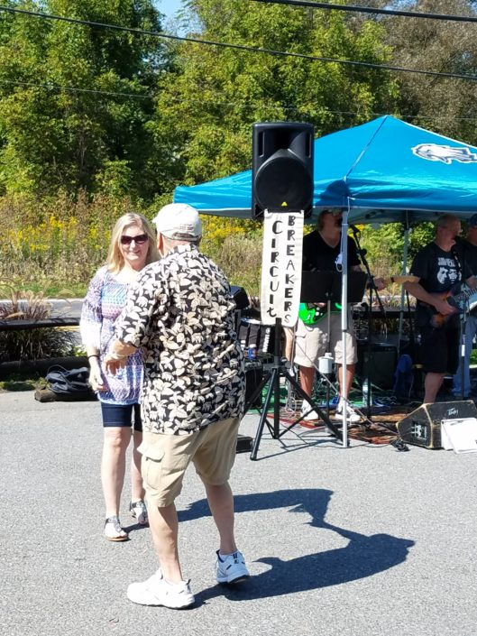 Fall Fest & Craft Fair Fundraiser Dancing to The Circuit Breakers 2017
