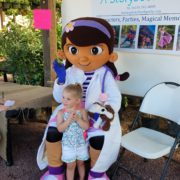 Fall Fest & Craft Fair Fundraiser Doc McStuffins and Guest 2017