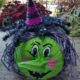 Fall Fest & Craft Fair Fundraiser Pumpkin Painting Contestant - Chef Bachi's