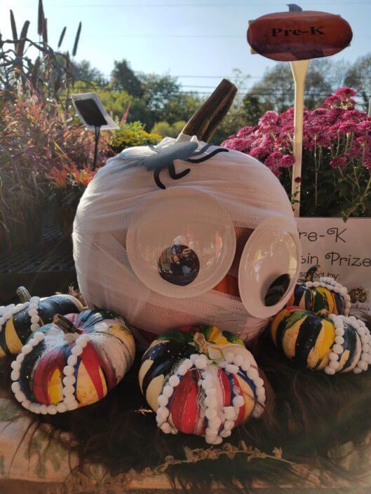 Fall Fest & Craft Fair Fundraiser Pre-K Division Winner - Cheryl Smith Child Care Pre-K 2017