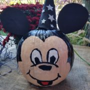Fall Fest & Craft Fair Fundraiser Pumpkin Painting Contestant - Comfort Suites Allentown 2017