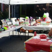 Fall Fest & Craft Fair Fundraiser Raffle Baskets 2017