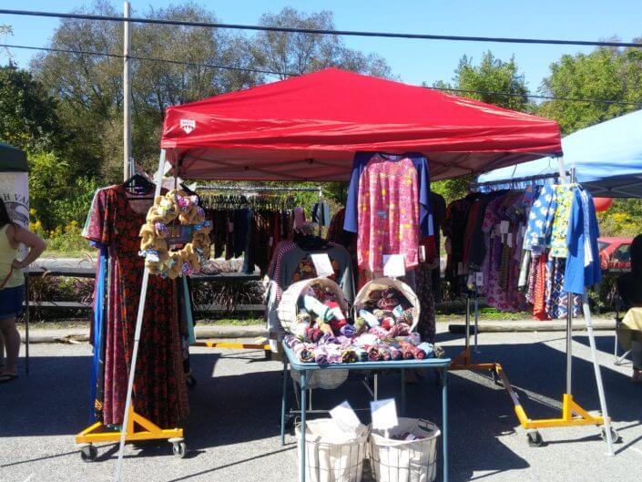 Fall Fest & Craft Fair Fundraiser Vendor Jennifer Giannotti with LuLaRoe 2017