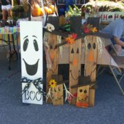 Fall Fest & Craft Fair Fundraiser Vendor - Allenby Designs 2017
