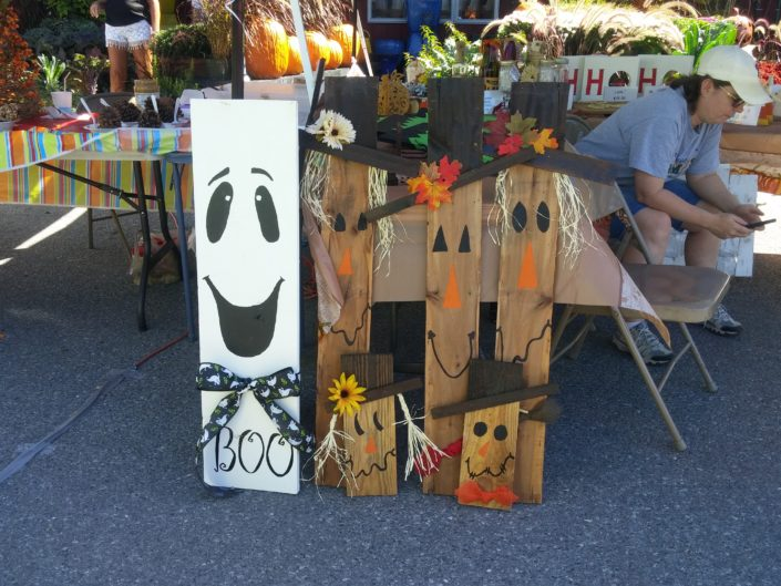 Fall Fest & Craft Fair Fundraiser Vendor - Allenby Designs 2017