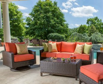 Alfresco La Lima Collection Patio Outdoor Living Herbeins Garden Center Emmaus PA