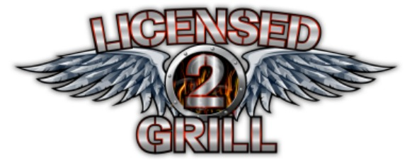 Licensed 2 Grill logo Food Truck Emmaus PA