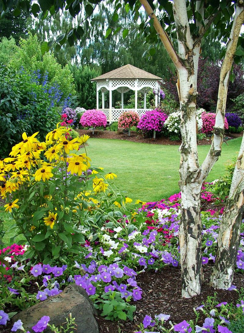 Herbein's Garden Center Spring Garden Landscaping