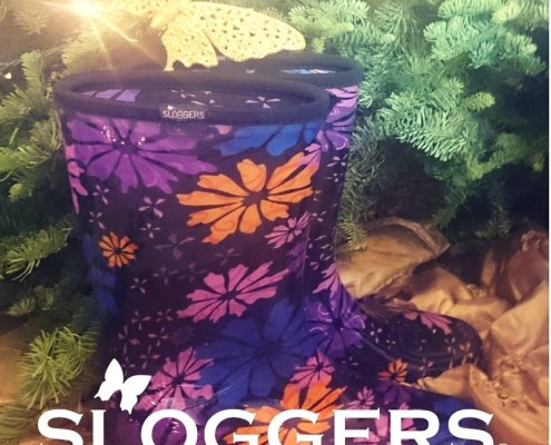 Sloggers Boots and Shoes Christmas Gift Giving Herbeins Garden Lehigh Valley Emmaus Pa