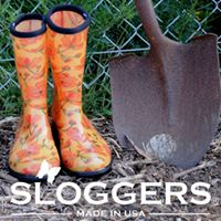 Sloggers Boots and Shoes Herbeins Garden Lehigh Valley Emmaus Pa