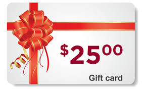 25.00 Herbeins Garden Center gift card