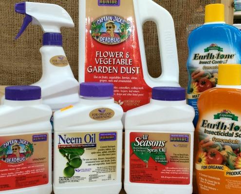 Herbein's Garden Center Emmaus PAOrganic Insecticides