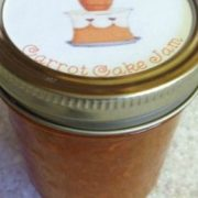 Carrot Cake Jam Recipe Ball Preserves Jars Herbeins Garden Center Emmaus Pa