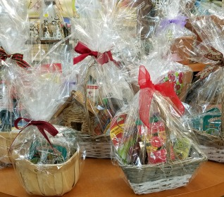 Holiday Gift Baskets Herbeins Garden Center Lehigh Valley Pa