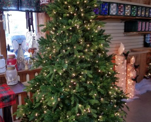 Blue Ridge Artificial Christmas Tree