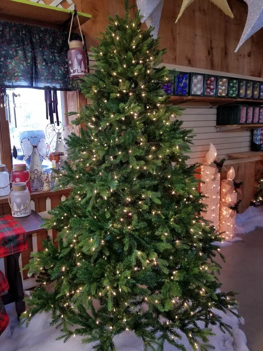 Artificial Trees – New This Year @ Herbein's Garden Center ...