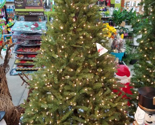 Ozark Artificial Christmas Tree