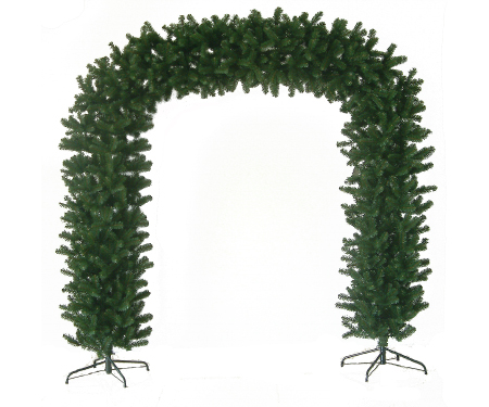 Holiday Pine Archway