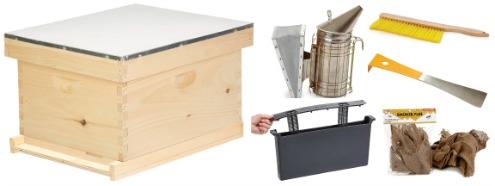 'Little Giant' Beginner Bee Hive Kit
