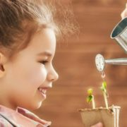 Planting a Kid Friendly Garden Image Espoma