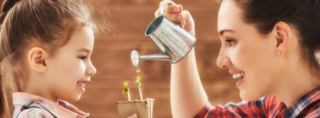 Planting a Kid Friendly Garden Espoma
