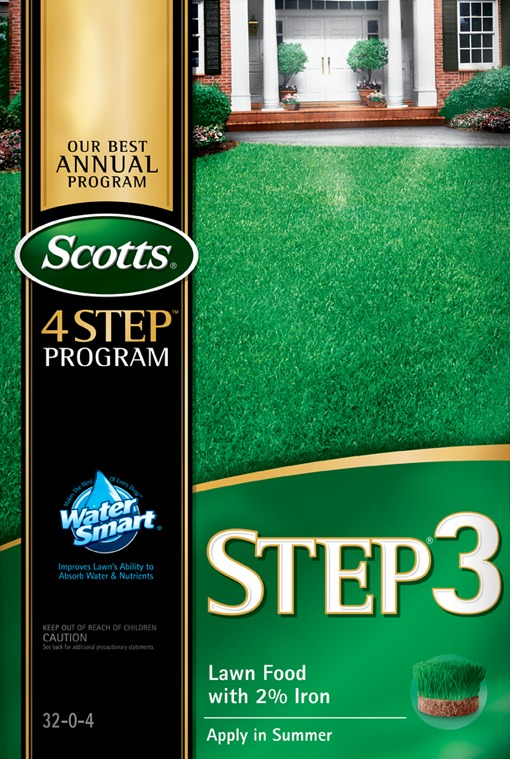Scotts Step 3