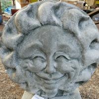 Sun & Moon Statuary