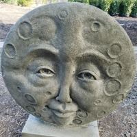 Sun & Moon Statuar