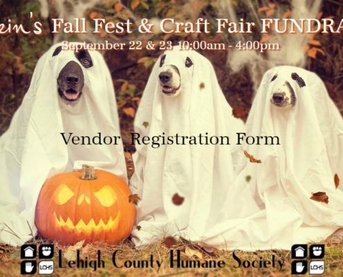 Herbeins Garden Center Fall Fest 2018 VENDOR REGISTRATION FORM