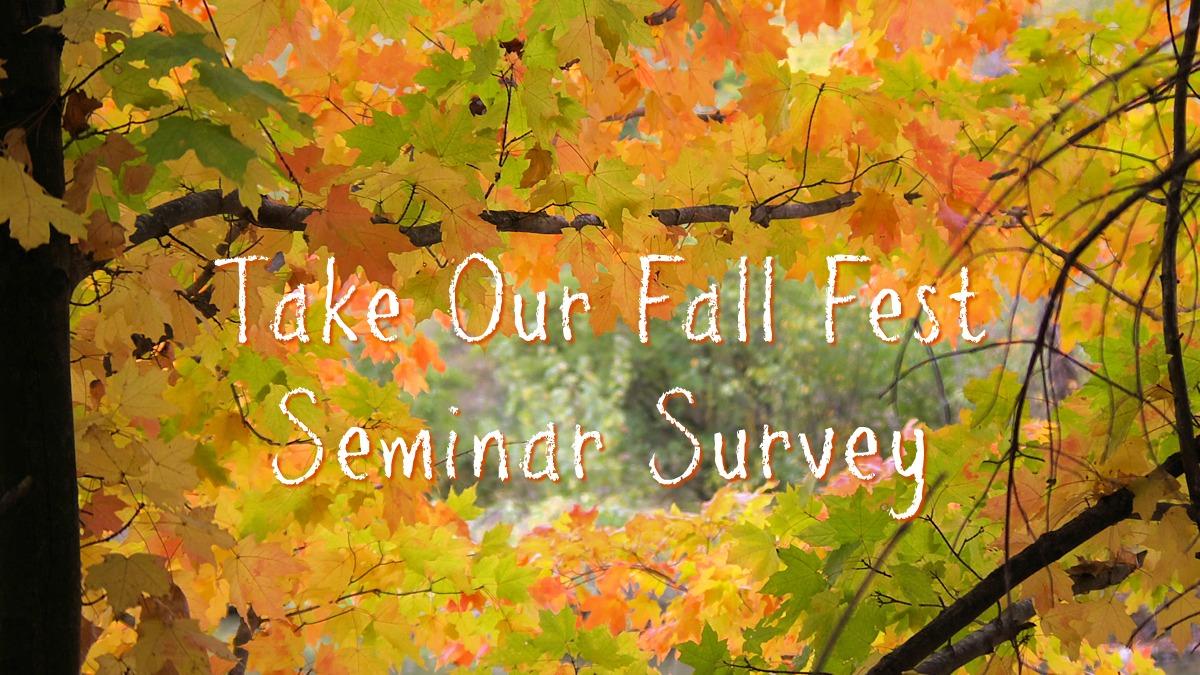 Fall Fest Web Survey Herbeins Garden Center