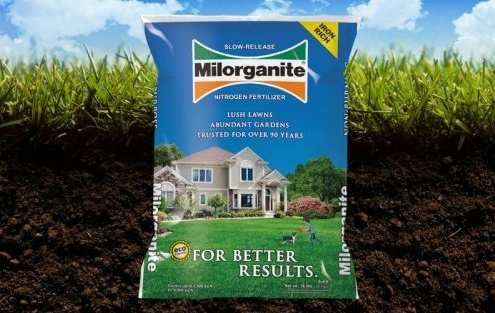 Milorganite Fertilizer Herbeins Garden Center
