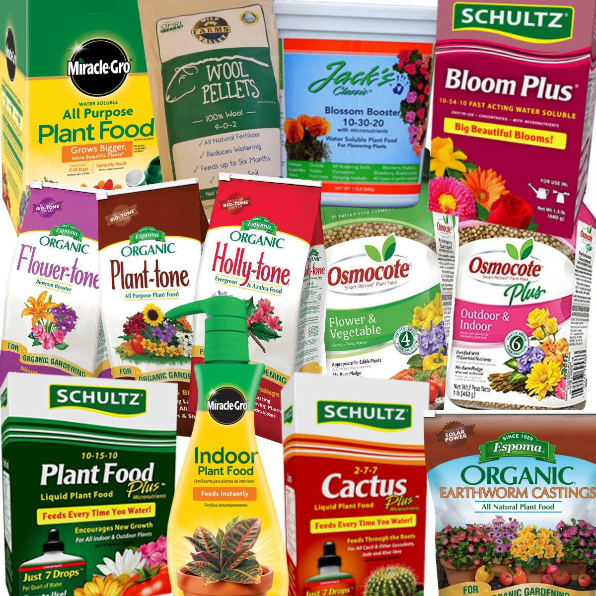 Plant Food Fertilizers Herbeins Garden Center