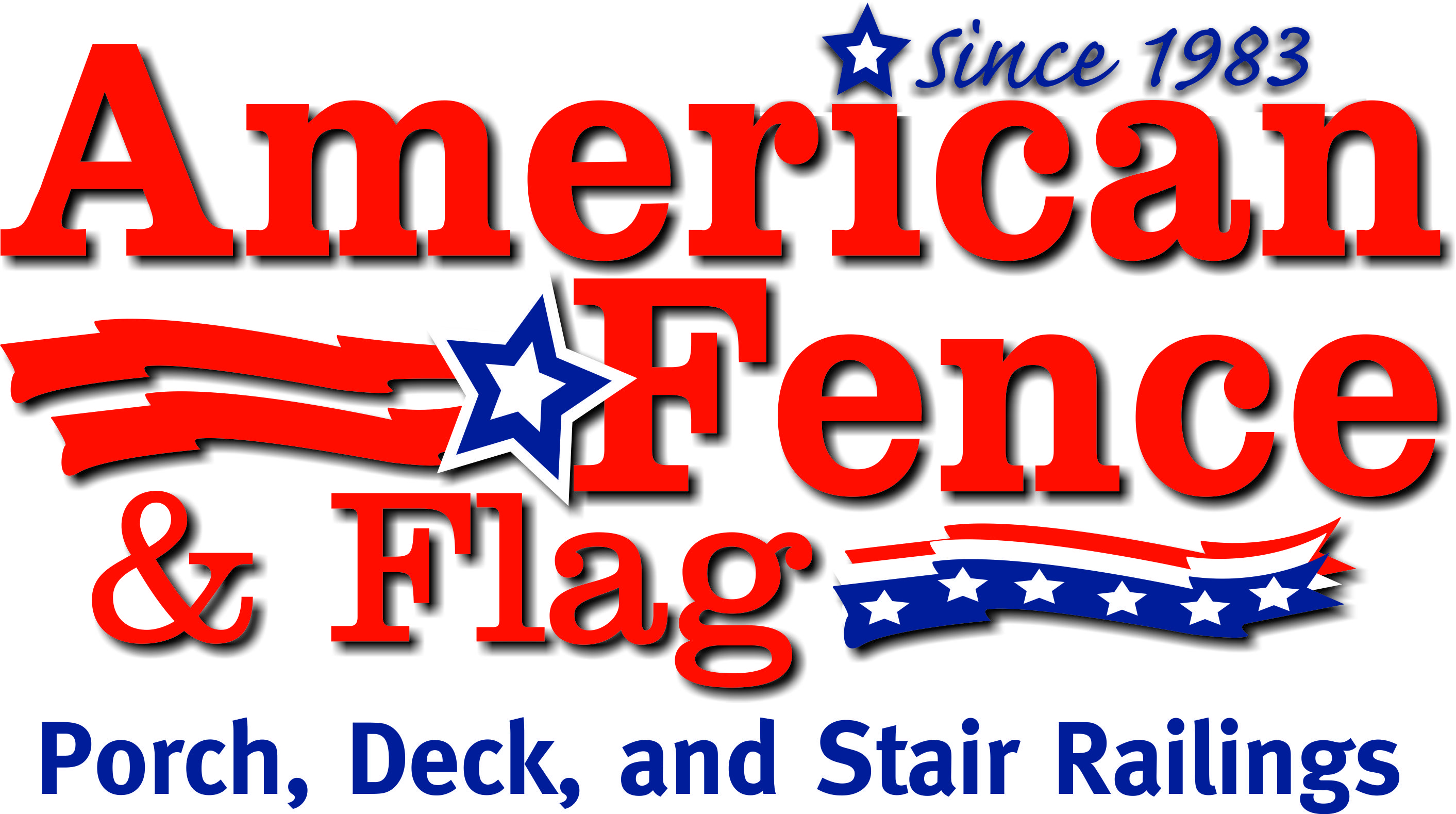 Event Sponsor: American Fence & Flag logo