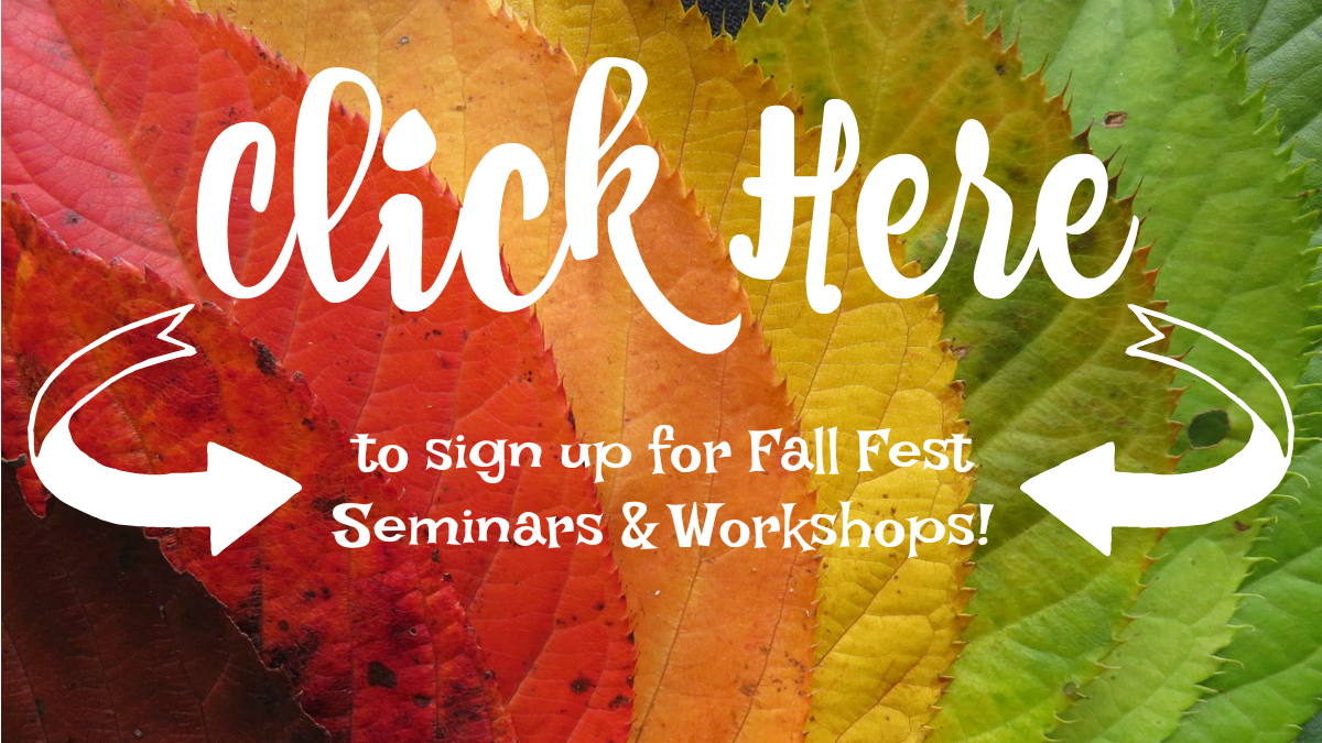 2018 Fall Fest Workshops & Seminars Herbeins Garden Center