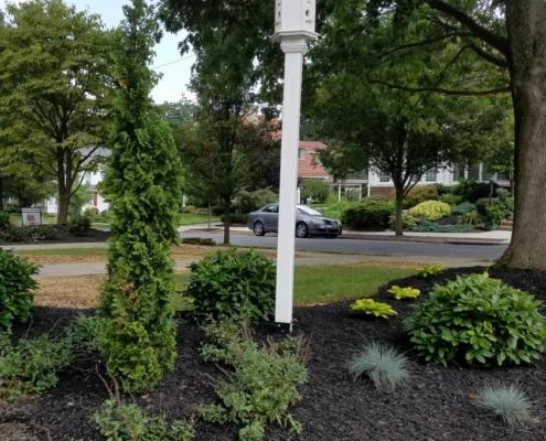 Herbeins Garden Center Landscape Job 2018