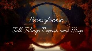 2018 PA Fall Foliage Report