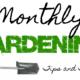 Herbeins Garden Center Monthly Gardening Tips