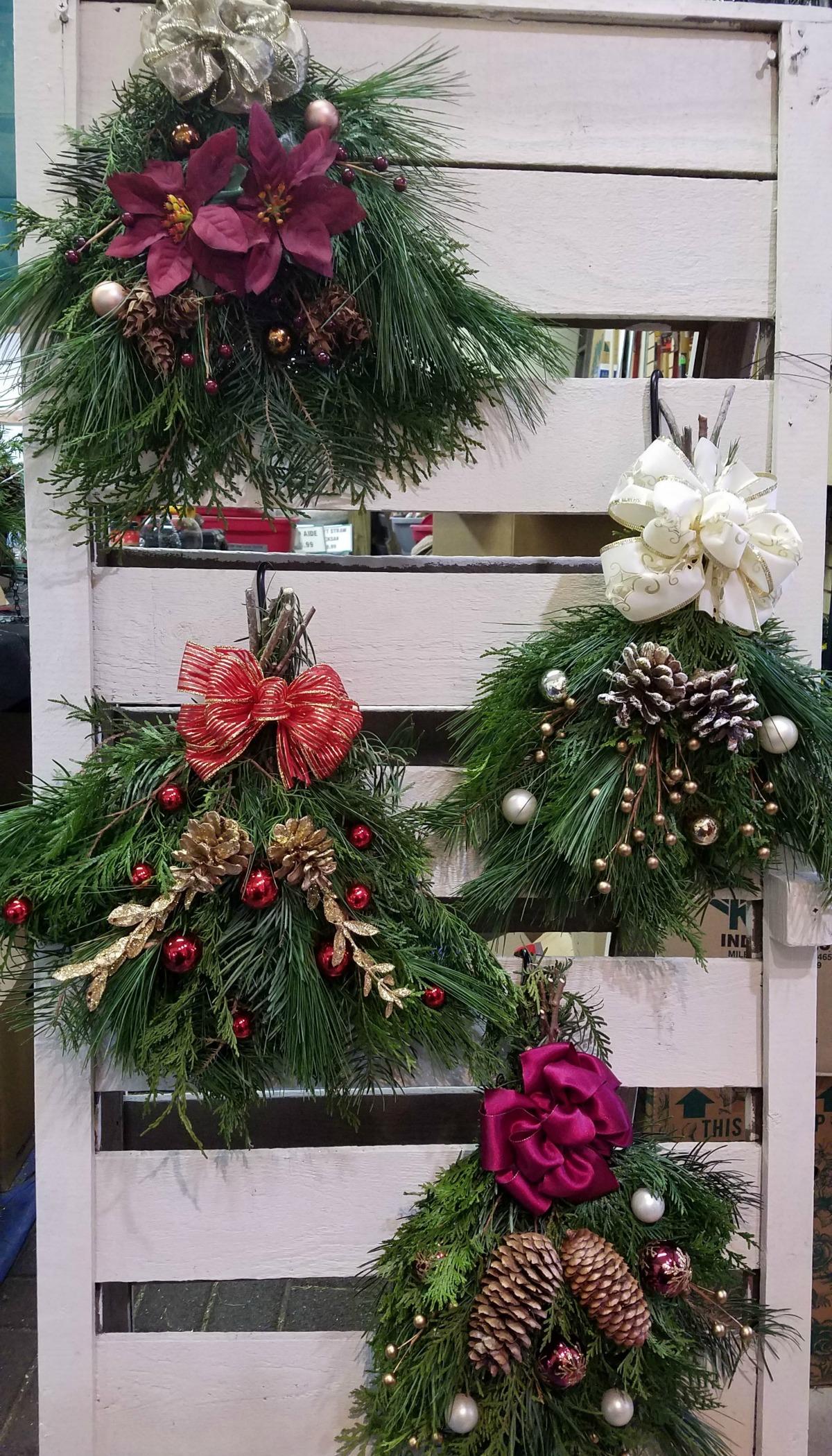 Herbeins Garden Center Christmas Hands