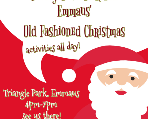 Emmaus' Old Fashioned Christmas 2018