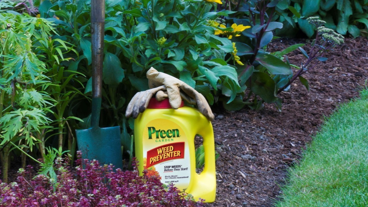 Preen Weed Preventer Herbeins Garden Center Emmaus Lehigh Valley