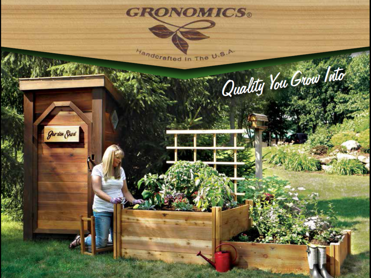 Gronomics Raised Garden Beds Herbeins Garden Center Emmaus Lehigh Valley